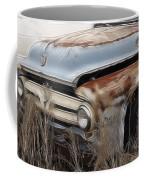 Ford Truck Old F350 Coffee Mug