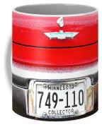 Ford With Minnesota Licence Plate Coffee Mug