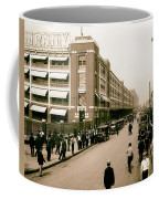 Ford Work Shift Change - Detroit 1916 Coffee Mug