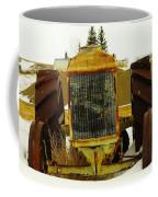 Fordson Tractor Plentywood Montana Coffee Mug