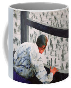 Foreign Correspondent Coffee Mug by Graham Dean