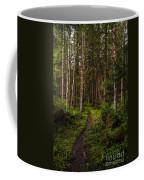 Forest Alder Path Coffee Mug by Mike Reid