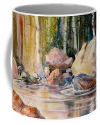Forest And River Coffee Mug