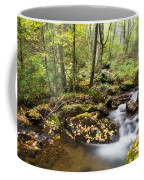 Forest And Stream Coffee Mug