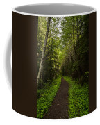 Forest Beckons Coffee Mug by Mike Reid