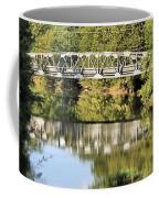 Forest Bridge Coffee Mug by Dan Sproul