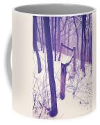 Forest Fence Coffee Mug