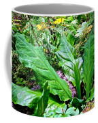 Forest Foliage Coffee Mug