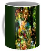 Forest Goddess 4 Coffee Mug
