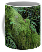 Forest Greenery Coffee Mug