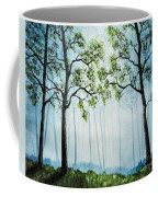 Forest Haze Coffee Mug