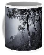 Forest In The Fog Coffee Mug