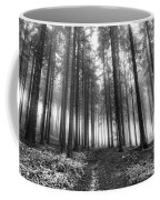 Forest In The Mist Coffee Mug