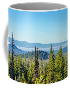 Forest Landscape Coffee Mug
