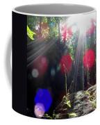 Forest Lightscape Coffee Mug