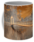 Forest Park Bridge Infrared Coffee Mug