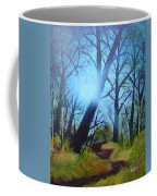 Forest Sunlight Coffee Mug