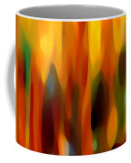 Forest Sunlight Horizontal Coffee Mug