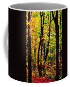 Forest Waves Coffee Mug