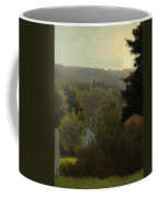Forested Hills Coffee Mug