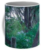 Forested Path Coffee Mug