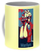 Forever Marilyn Poster Coffee Mug