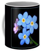 Forget-me-nots Coffee Mug