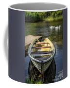 Forgotten Boat Coffee Mug