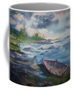 Forgotten Rowboat Coffee Mug
