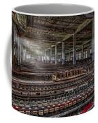 Forgotten Silk Mill Coffee Mug by Susan Candelario