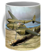 Fork Tailed Devil Coffee Mug
