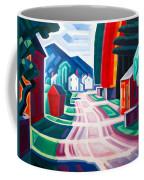 Form And Light Coffee Mug