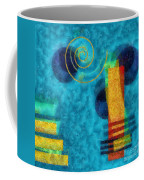 Formes 02b Coffee Mug by Variance Collections