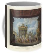 Foro Di Pompei Festivamente Adorno Coffee Mug