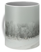 Forrest Of Frost Coffee Mug