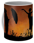 Forse Non Piove Coffee Mug by Guido Borelli