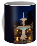 Forsyth Park Fountain Savannah Georgia Coffee Mug