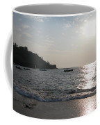 Fort Aguada Beach Coffee Mug
