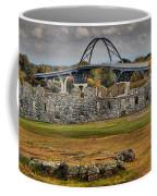 Fort Crown Point Panorama Coffee Mug