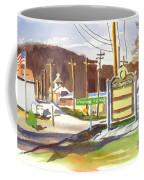 Fort Davidson Memorial Pilot Knob Missouri Coffee Mug