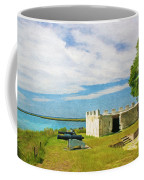 Fort Frederica Coffee Mug
