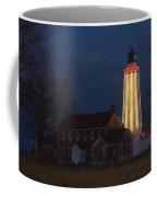 Fort Gratiot Lighthouse And Buildings Coffee Mug