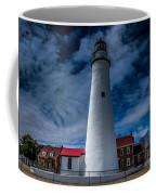 Fort Gratiot Lighthouse From The Water Side Coffee Mug