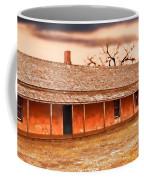 Fort Hays Winter Coffee Mug