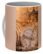 Fort Macon Ration Barrels Coffee Mug