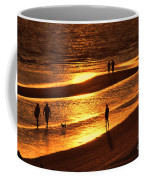 Fort Myers Beach Sunset  Coffee Mug