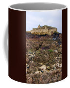Fort National In Saint Malo Brittany Coffee Mug by Olivier Le Queinec