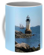 Fort Pickering Light Coffee Mug