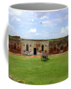 Fort Pike - #6 Coffee Mug