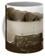 Fort Point And The Golden Gate San Francisco Circa 1890 Coffee Mug